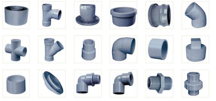 Sản phẩm ống nước và phụ kiện PPR (2)