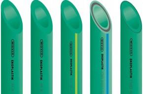 Lĩnh vực sử dụng của ống nhựa PPR